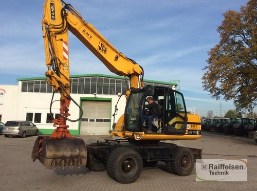 JCB Jcb 175 W Mobilbagger Year of Build 2007 Bützow