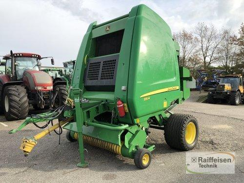 John Deere 864 Maxicut Year of Build 2011 Bützow