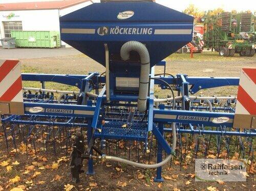 Köckerling Grasmaster 600 Année de construction 2015 Wittingen