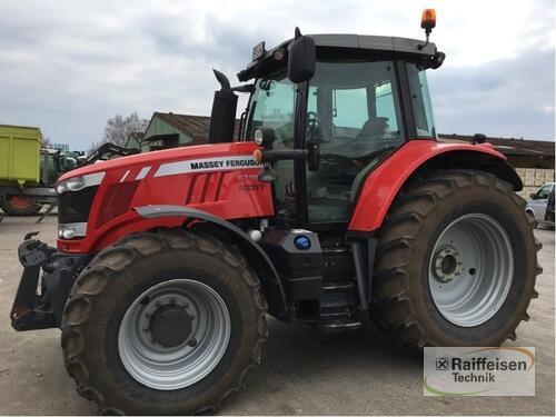 Massey Ferguson 6718 S Dyna-Vt Baujahr 2017 Wittingen