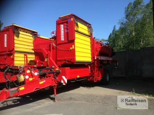 Grimme Kartoffelroder Se 260 Year of Build 2014 Wittingen