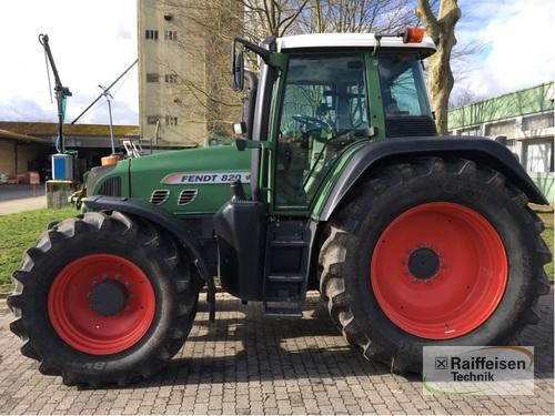 Fendt 820 Vario Year of Build 2007 Wittingen