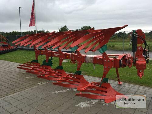 Kverneland Volldrehpflug Ld 100/200 5 Hd Año de fabricación 2017 Wanderup