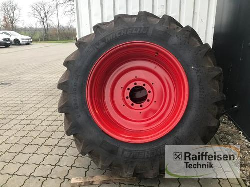 Fendt Kompletträder Vf650/60r38 Year of Build 2020 Wanderup