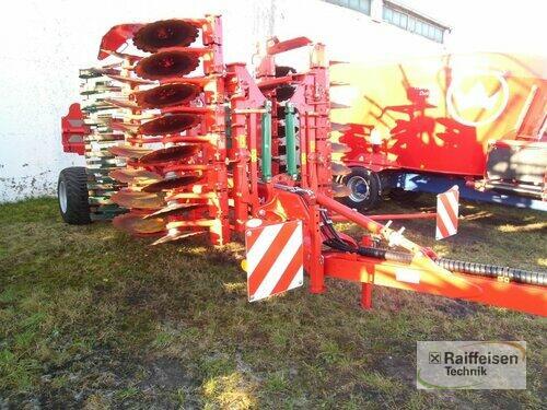 Kverneland Qualidisc 4000 T Actiflexwalze Årsmodell 2016 Wanderup