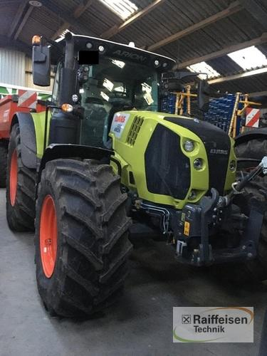 Traktor Claas - Arion 660 C-Matic