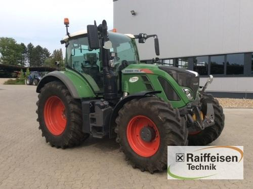 Fendt 716 Vario S4 Front Loader Year of Build 2014