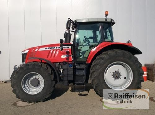 Massey Ferguson MF 7720 Dyna-VT Exclusive Year of Build 2015 Ilsede-Gadenstedt