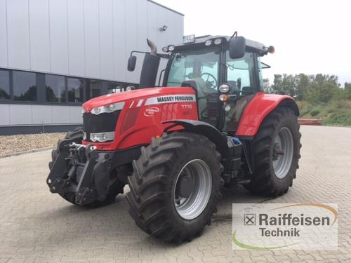 Massey Ferguson 7718 Dyna-Vt E Year of Build 2016 4WD