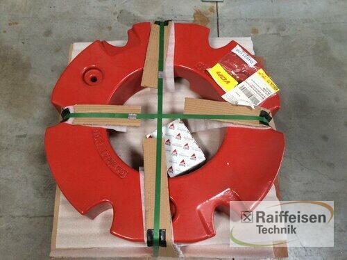Fendt 2x 300 kg Radgewichte
