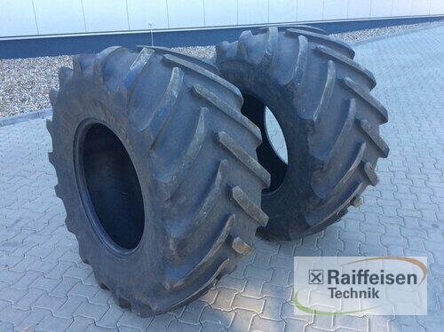 Michelin 600/65 R28 Årsmodell 2015 Ilsede-Gadenstedt