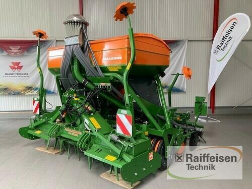 Drill-/Sämaschine Amazone - KX 3000 + AD-P 3000 Super
