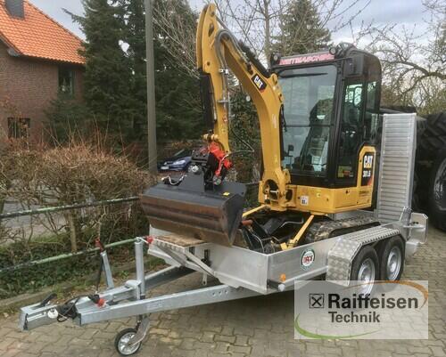 Caterpillar Mobilbagger 301.6- Año de fabricación 2019 Ilsede-Gadenstedt