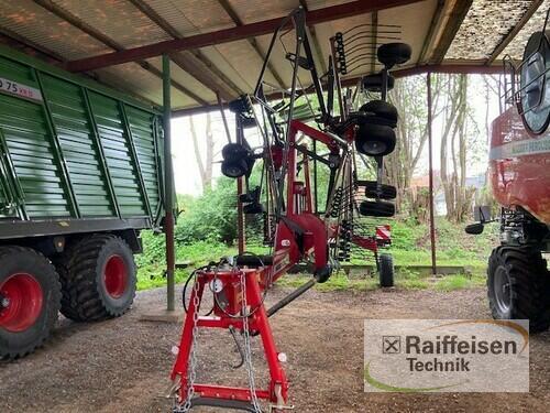Massey Ferguson Rk 772 Sd-Trc Schwader Year of Build 2019 Ilsede-Gadenstedt