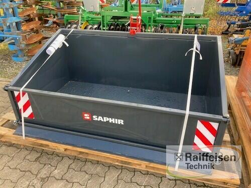 Saphir Tl 180 Transportbehälter Año de fabricación 2020 Ilsede-Gadenstedt