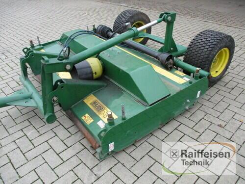 6300TR Rollermower
