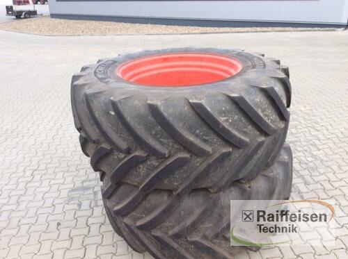 Michelin Bereifung v. Fendt 71