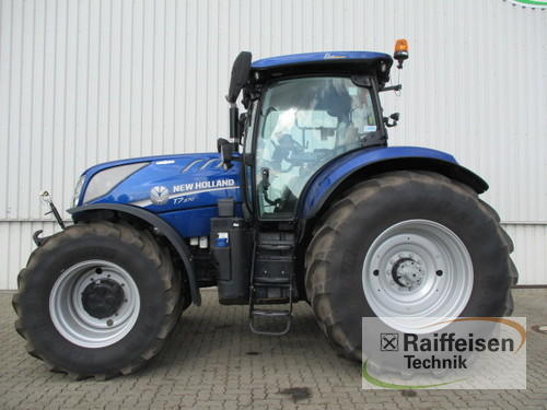New Holland T7.270 Hd Year of Build 2016 4WD