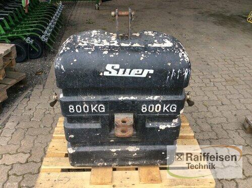 Suer Stahlbetongewicht 800 kg