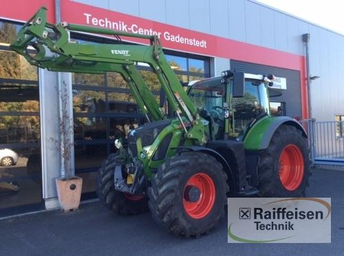 Traktor Fendt - 718 Vario S4 ProfiPlus