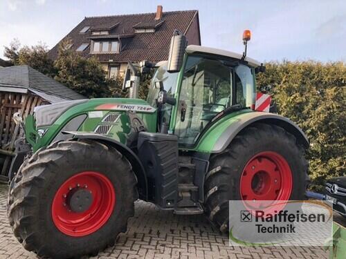 Fendt 724 Vario S4 Profi Plus Baujahr 2015 Ilsede-Gadenstedt