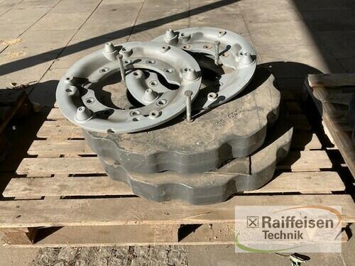 Massey Ferguson Radgewichte Año de fabricación 2020 Ilsede-Gadenstedt