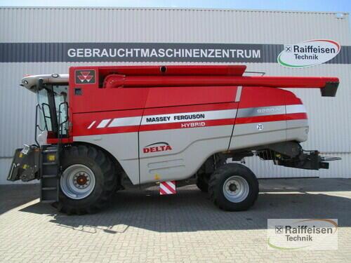 Massey Ferguson 9280 Delta Baujahr 2011 Bad Langensalza