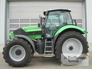 Traktor Deutz-Fahr TTV 630 Bild 0