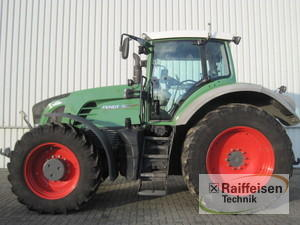 Traktor Fendt 930 Vario Bild 0