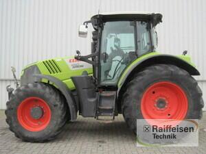 Traktor Claas Arion 650 Bild 0