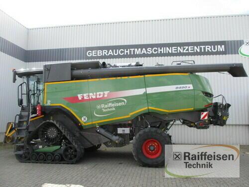 Fendt 9490 X Mähdrescher