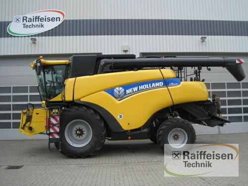New Holland CR 8080 Baujahr 2013 Holle