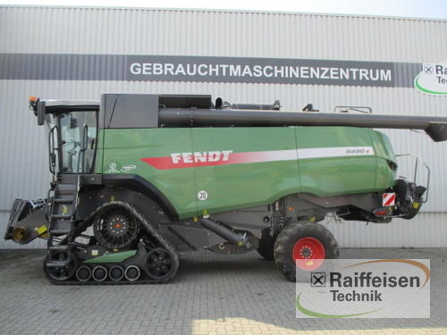 Fendt 9490 X Year of Build 2016 4WD