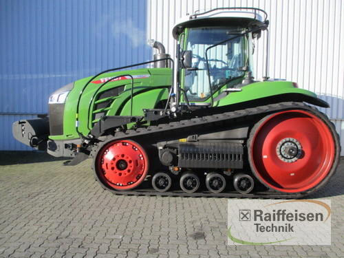 Fendt 1165 Vario MT Année de construction 2019 Holle