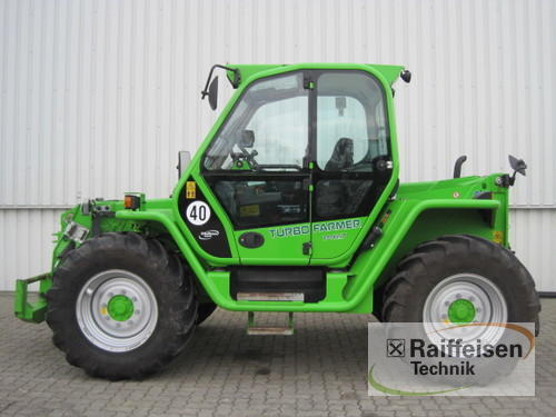 Merlo P 41.7 Year of Build 2014 Holle