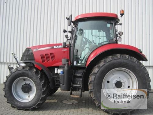 Case IH Puma 130 Year of Build 2014 Holle