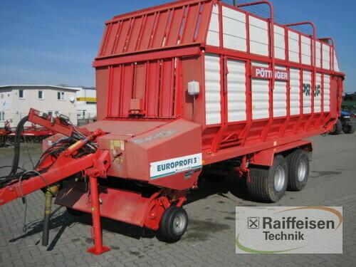 Pöttinger Europrofi 3 Baujahr 2000 Holle