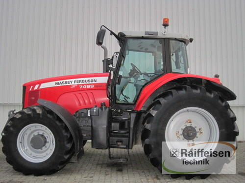 Massey Ferguson MF 7499 Dyna-V Year of Build 2010 4WD