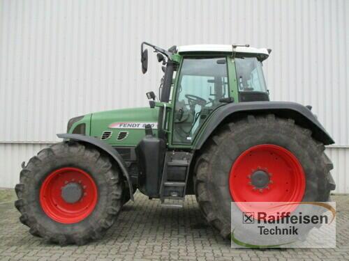 Fendt 820 Vario Anul fabricaţiei 2010 Tracţiune integrală 4WD
