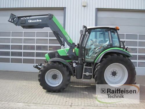 Deutz-Fahr Agrotron M 625 Front Loader Year of Build 2010