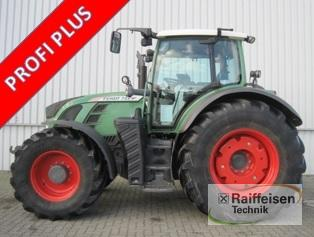 Fendt 722 Vario SCR Year of Build 2013 Holle