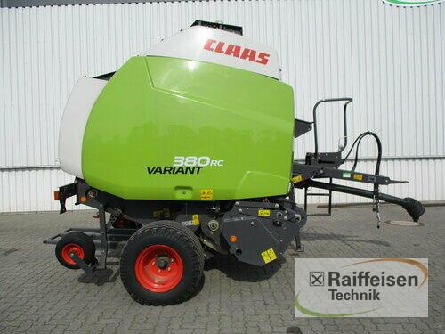 Claas Variant 380 RC Baujahr 2013 Holle