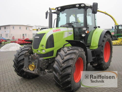 Claas Arion 640 Year of Build 2012 4WD