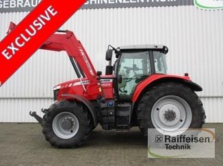 Massey Ferguson MF 7624 Dyna-6 Exclusive Front Loader Year of Build 2012