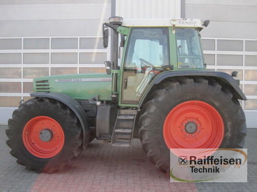 Fendt Favorit 512 Baujahr 1999 Allrad