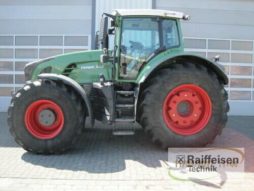 Fendt 930 Vario Profi Plus Årsmodell 2013 4-hjulsdrift