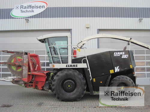 Claas Jaguar 860 Holle