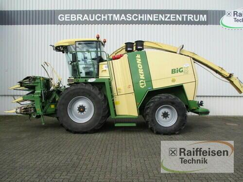 Krone BIG X 700 Année de construction 2012 A 4 roues motrices