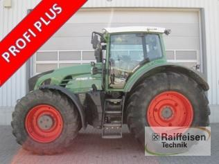 Fendt 939 Vario Front Loader Year of Build 2014