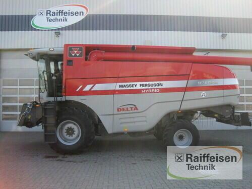 Massey Ferguson 9280 Delta AL Baujahr 2011 Allrad